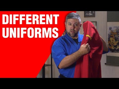 Different Types Of Uniforms | ART OF ONE DOJO
