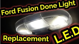 Ford Fusion Dome Light LED Replacement (2006-2012) thumbnail
