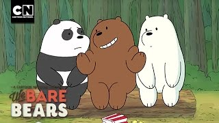 We Bare Bears | Charlie's Opus | Minisode | Cartoon Network