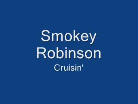 Smokey Robinson-Cruisin'