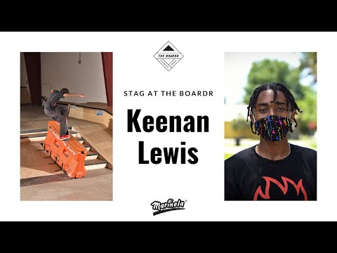 Keenan Lewis in Stag at The Boardr Presented by Marinela