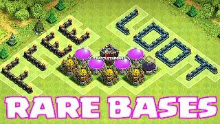 Clash Of Clans - FREE LOOT! Farming and pushing Raids! (Top 5 Raids)!