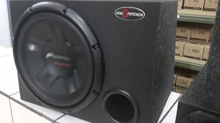 teste de grave com subwoofer pioneer ts w311 d4 sound bass