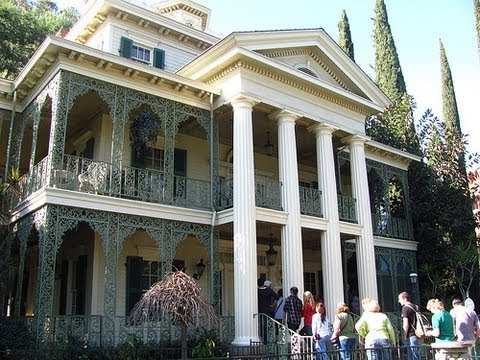 Harms - Happy 50th Birthday to Disneyland's Haunted Mansion