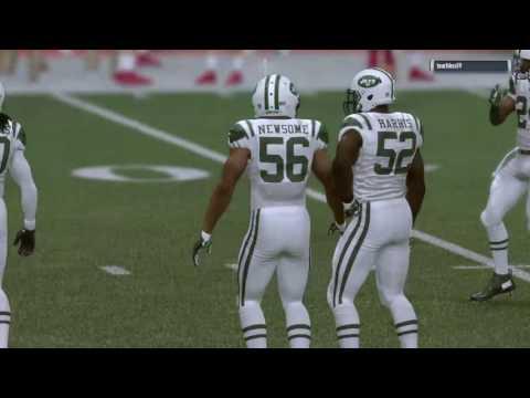 Season 8 - Week 3: New York Jets vs Kansas City Chiefs