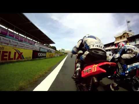 mio 180cc UBK batangas racing circuit