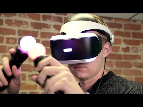 Playstation PS VR review