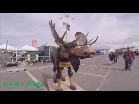 2017 Anchorage Alaska Market & Festival