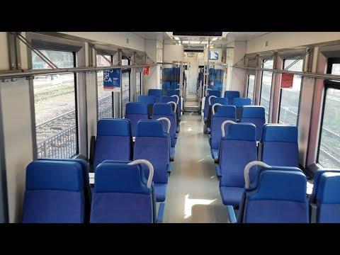 Vlak ETR 563 - Trenitalia (Ljubljana – Trieste/Trst – Ronchi – Udine/Videm)