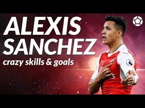 Alexis Sanchez ● Crazy Skills & Goals ● 2017 ● 4K