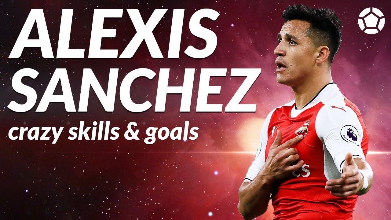 Download Alexis Sanchez ● Crazy Skills & Goals ● 2017 ● 4K