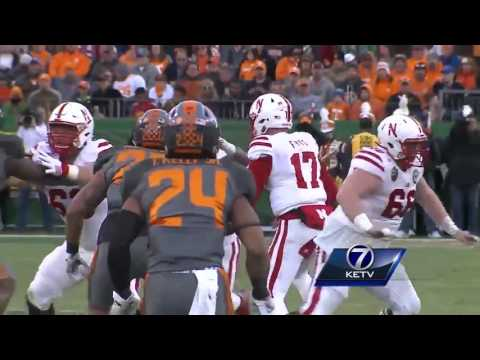 Huskers fall in Music City Bowl