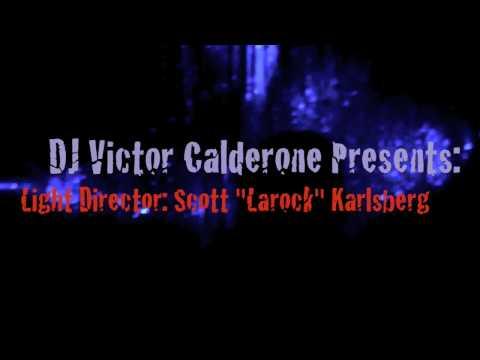 DJ Victor Calderone And NYC Club Pacha Present Light Director Scott Larock Karlsberg