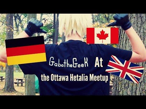 [VLOG] Ottawa Hetalia Meetup Oct 2015