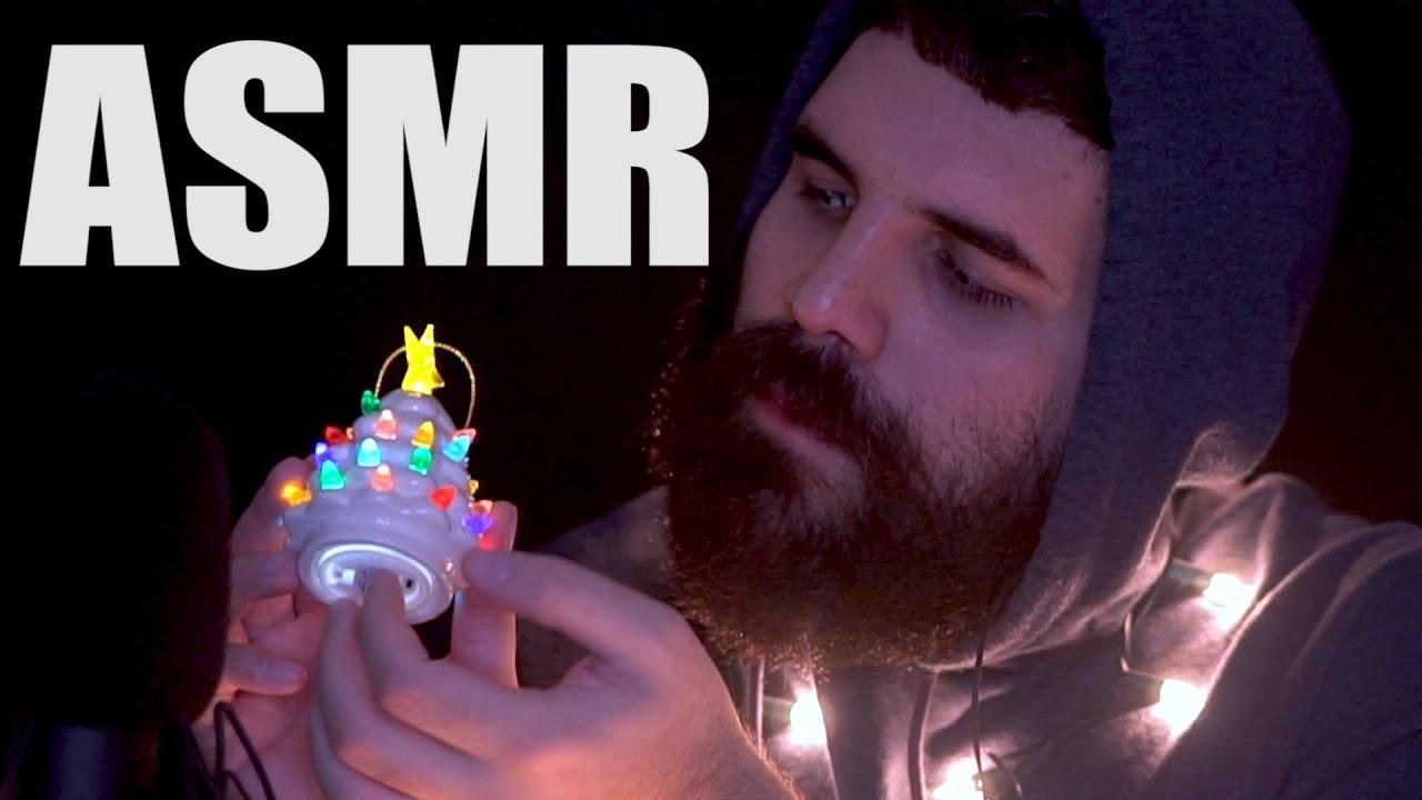 ASMR Reversing Your Tingle Immunity For Christmas