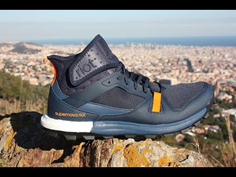515d0795ea98 Adidas Supernova Riot Boost Review - YouTube