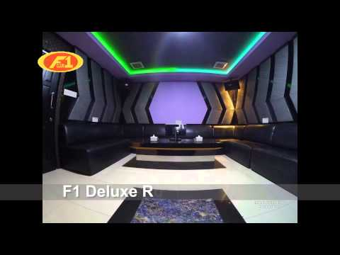 F1 Executive Promo Video