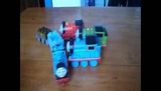Thomas y sus amigos - Un accidente puede ocurrir