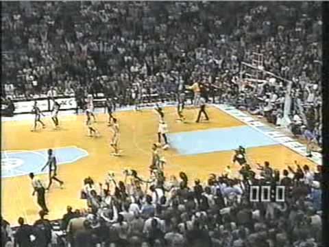 WRAL Duke & Carolina finale, Jefferson Pilot Sports themes, WRAL news open (partial) February 1998