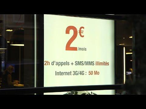 Forfaits mobiles à moins de 10 euros : que valent-ils ? - Tout compte fait