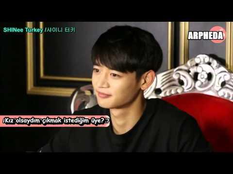 Q&A with SHINee by NewsAde [Türkçe Altyazılı]