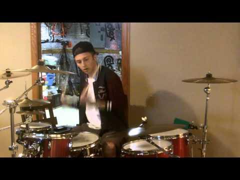 Kendrick Lamar-I (Love Myself)- Drum Cover by Josh DeCoster HD