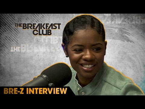 Bre-Z Interview at The Breakfast Club...