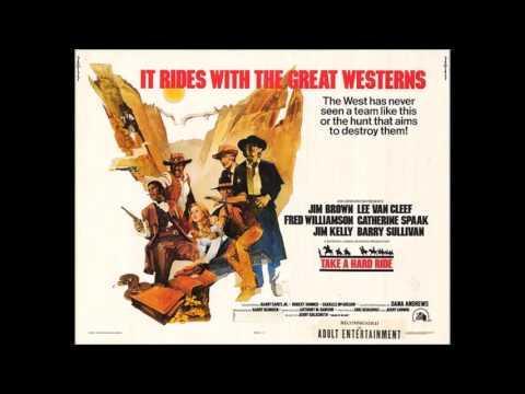 Jerry Goldsmith - Main Title [Take A Hard Ride, Original Soundtrack]
