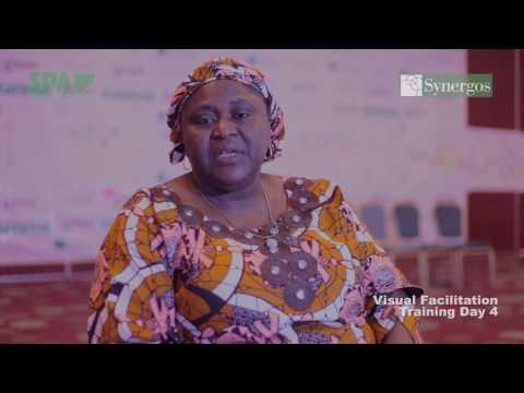 Nigeria SPA - 2016 Visual Facilitation Training - Day 4 Highlights