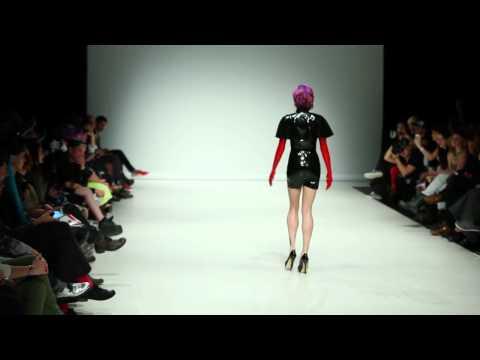 House of Etiquette- Fashion Art Toronto 2014