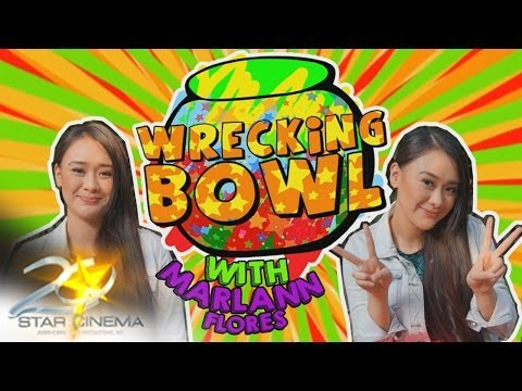 Part 1 Marlann Flores answers question from the Wrecking Bowl