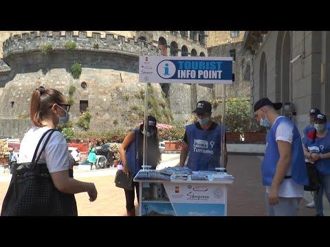 Vacanze Ciociare Lanciato il progetto della Camera di Commercio di Frosinone e Trenitalia1 from YouTube · Duration:  1 minutes 48 seconds