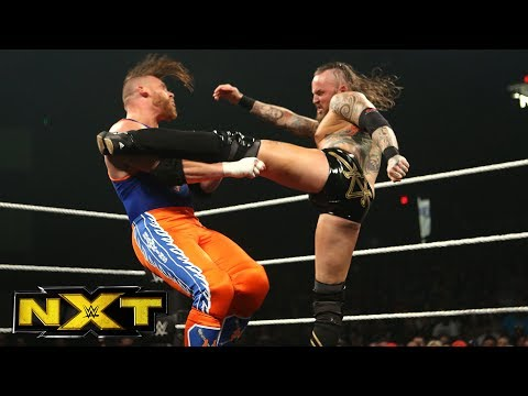 Aleister Black vs. Curt Hawkins: WWE NXT, May 24, 2017