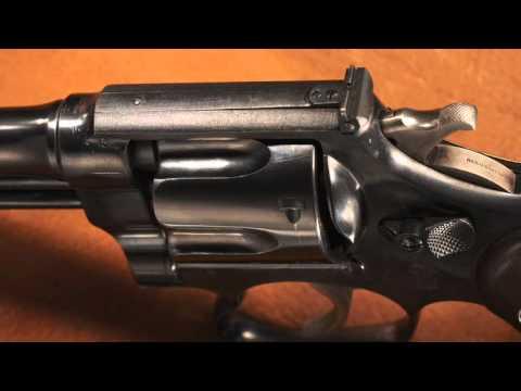 NFM Treasure Gun - Ed McGivern's S&W 38-44 Hand Ejector