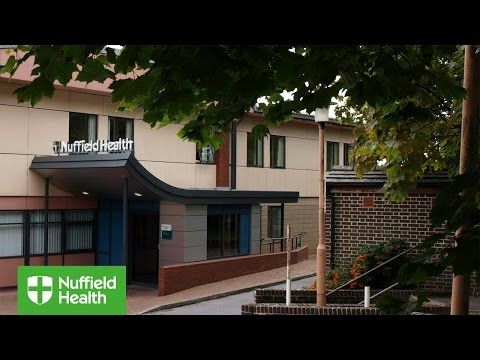 Wessex Hospital | Nuffield Health