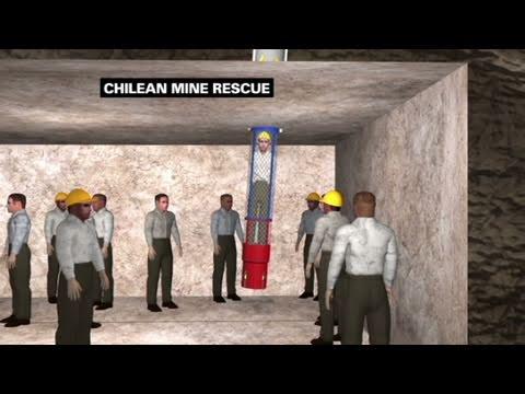 CNN: Detailed Description Of How Chilean Mine Rescue Effort