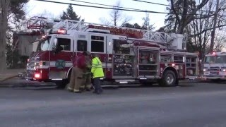 pequannock nj fire department chimney fire extension to house 424 boulevard