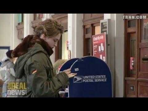 Massive Cuts to Postal Service a Step Towards Privatization?