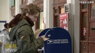 Massive Cuts to Postal Service a Step Towards Privatization?