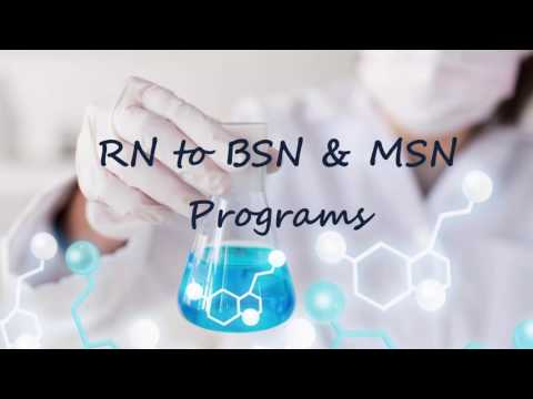 Associate's Degree Nursing - RN to BSN & MSN Programs -  Online Nursing Degrees