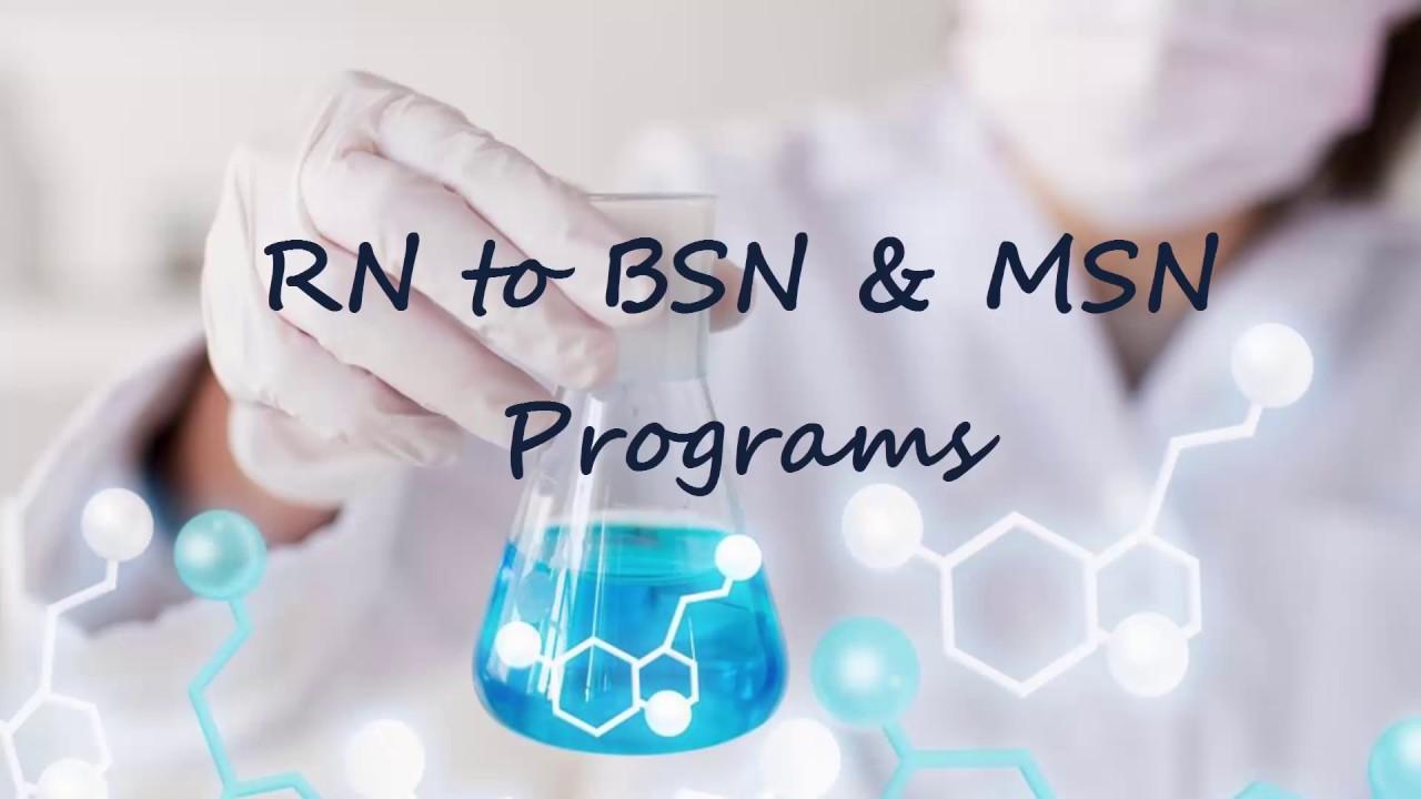 Associate\'s Degree Nursing - RN to BSN & MSN Programs - Online ...
