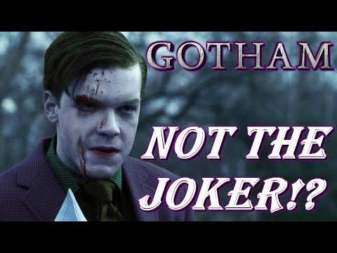 Cameron Monaghan Reveals Why Jeremiah Will Never Get The Joker Name - Gotham Season 4 News