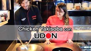 Receta De Yakisoba Con Udon - Recetasjaponesas.com