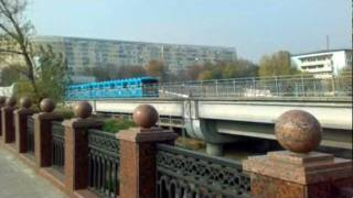 Чиланзар в любимом солнечном Ташкенте .wmv