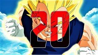 Vegeta Loses His Saiyan Power In Front Of Goku NEW Dragon Ball AF Episode 20