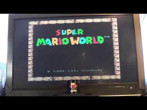 Super Nintendo power supply comparison