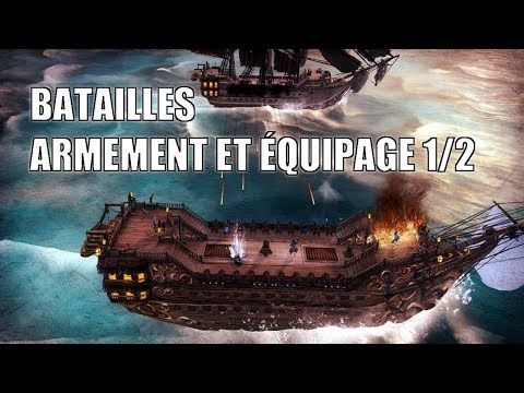 [FR] ABANDON SHIP Gameplay alpha preview ép 1 – Le FTL maritime ? (let's play)