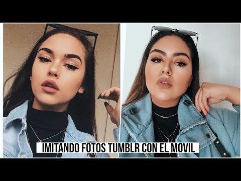 IMITANDO FOTOS TUMBLR SOLA EN CASA (CON EL CELULAR)   Daily Vintage