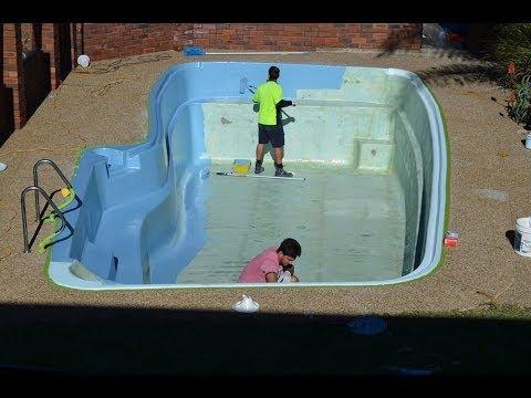 Fibra rio 2 revestimento pintura e reparos em - Pintura de piscina ...