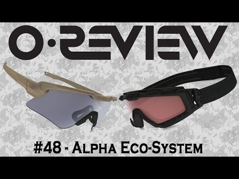 oakley reviews episode 48 alpha eco system m frame alpha halo goggle